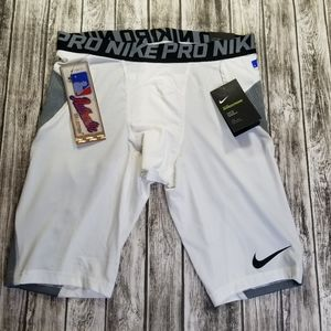 Nike Pro Hyperstrong Baseball Sliding Shorts Large